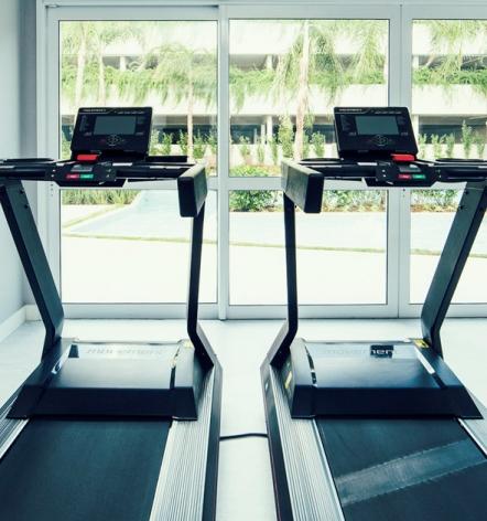 Fitness Equipado